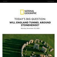 HISTORY: Can England 'fix' Stonehenge?