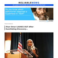 BUSTED: Ilhan Omar LASHES OUT After Humiliating Discovery...