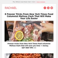 Time & Money-Saving Freezer Tricks From NYT Food Columnist Melissa Clark