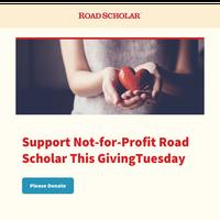 Today, a unique non-profit needs your support
