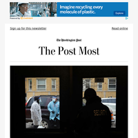 The Post Most: Why health officials are terrified of a pandemic Christmas