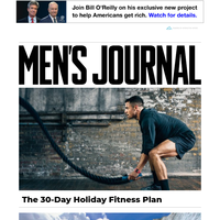 The 30-Day Holiday Fitness Plan