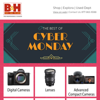 Most Popular Cyber Monday Gear and Gifts