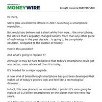 Sneak Peek: This Is the Smartphone of Tomorrow