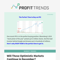 Will the Optimism Continue in December?