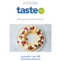 Australia's top 100 Christmas desserts