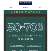 🎉 Cyber Monday Isn't Over Yet! 🎉
