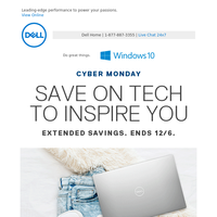 More Cyber Monday | Last chance limited-quantity deals on top tech