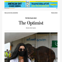 The Optimist: How Cher helped save the world's loneliest elephant