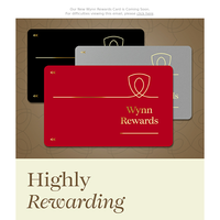 Everything you need to know about Wynn Rewards.