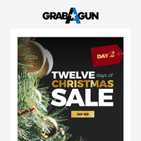 💥AK & AR-15 Rifles - Carry Pistols & Ammo. 💥All On The Second Day Of Christmas Sale!💥