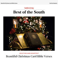 Beautiful Christmas Card Bible Verses + How To Decorate Your Tree With Ribbon