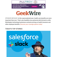 Salesforce and Slack join forces against Microsoft in $27.7B deal
