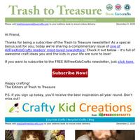 ICYMI:  Holiday Sneak Peek! 26 Christmas Crafts