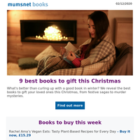 Want to treat a bookworm? We've rounded up the best books to gift this Christmas