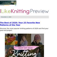 The 25 Best Patterns of 2020