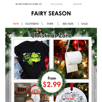 Christmas Reindeer Lights Raglan Sleeve Blouse, Only $15.79!