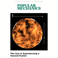 The Sun Is Experiencing a Second Fusion