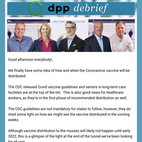 Start spreading the news...and the vaccine!