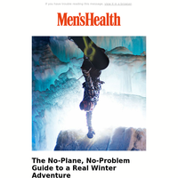 The No-Plane, No-Problem Guide to a Real Winter Adventure