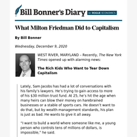 What Milton Friedman did to capitalism