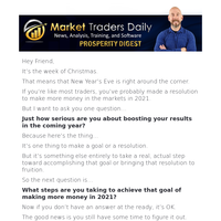 How Serious Are You About Boosting Your Trade Results In 2021?