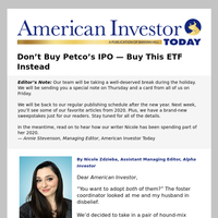 Don't Buy Petco's IPO — Buy This ETF Instead