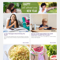 Too Early? Kmart Shopper Has Finished Her Christmas Shopping For This Year | Our Most Popular Recipes Ever - Most Requested Cake, Salad & More | WIN The Coolest Back-To-School Pack |  Don't Judge Me For Having A Nanny! | Win A Family Getaway