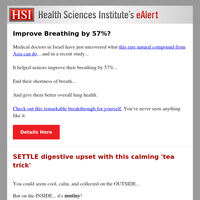 Improve Breathing by 57%?