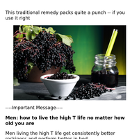 How to use elderberry to fight off flus and viruses