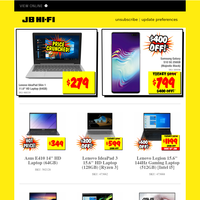 Hottest Back To School Deals On Computers, Phones & More