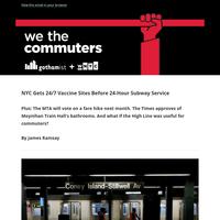 24-Hour Subway Service Won't Return Anytime Soon