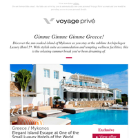 Summer 21 Getaways: Mykonos, Cuba, Windsor, Antigua & Barbuda, Up to -78%