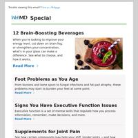 12 Brain-Boosting Beverages