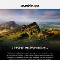 Outstanding outdoor adventures