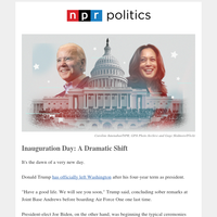 Inauguration Day: Live Updates