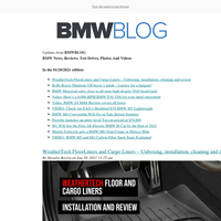 Posts from BMWBLOG for 01/20/2021