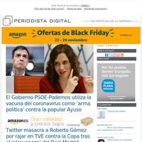 El Gobierno PSOE-Podemos utiliza la vacuna del coronavirus como arma política contra la popular Ayuso