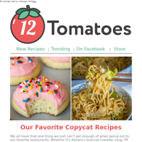 🍝🍪 Craving Your Favorite Restaurant Dish? These Copycat Recipes Are Just As Good!