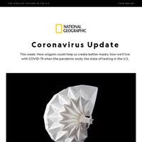 CORONAVIRUS UPDATE: We need better face masks