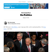 On Politics: Is President Biden Ready for the New Senate?