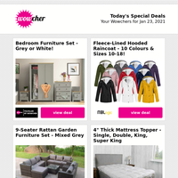 🏡 Make your house a home this weekend with Wowcher 🏡
