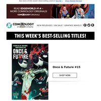 Check out this week's bestsellers, plus save up to 85%!
