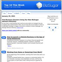 Introducing Our New BizSugar Advisors Directory
