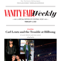 Carl Lentz and the Trouble at Hillsong; Bringing Black Revolution to a Big Audience; Bridgerton-Approved Valentine's Gifts
