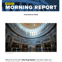 The Hill's Morning Report - Presented by TikTok - 1/ Trump trial defense today. 2/ House impeachment Dems to senators: Use 'common sense.' 3/ Biden: COVID-19 doses to inoculate US assured by July. 4/ Safe school reopenings challenge White House.