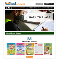 Back To School - Equip The Kids with Study Guides from Platinum, X-Kit, Oxford & More + Educat Bundles, Tech for Kids, Stationery!