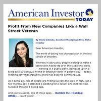 Profit From New Companies Like a Wall Street Veteran