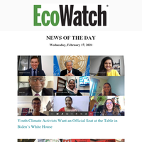 Young Activists on Biden Admin, India Arrests Activist, Wealth Carbon Footprint, Commuting Carcinogens, Winter Storm Stresses Grid, Wolf Hunt