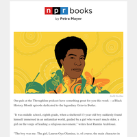 Octavia Butler on 'Throughline'